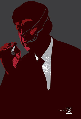 The Smoking Man by Samuel Ho