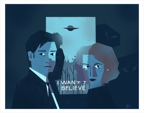 I Want to Believe by Sylvia Liu