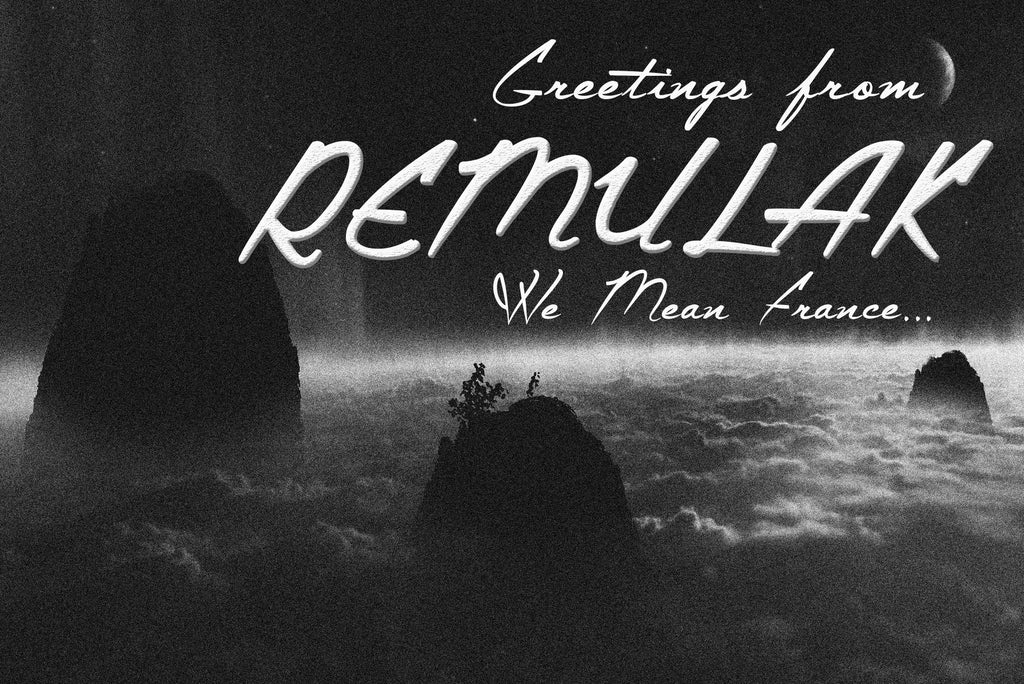 Remulak by Trisha Angeles (postcard)