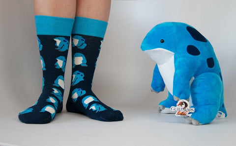 Quaggan Socks (Guild Wars 2)