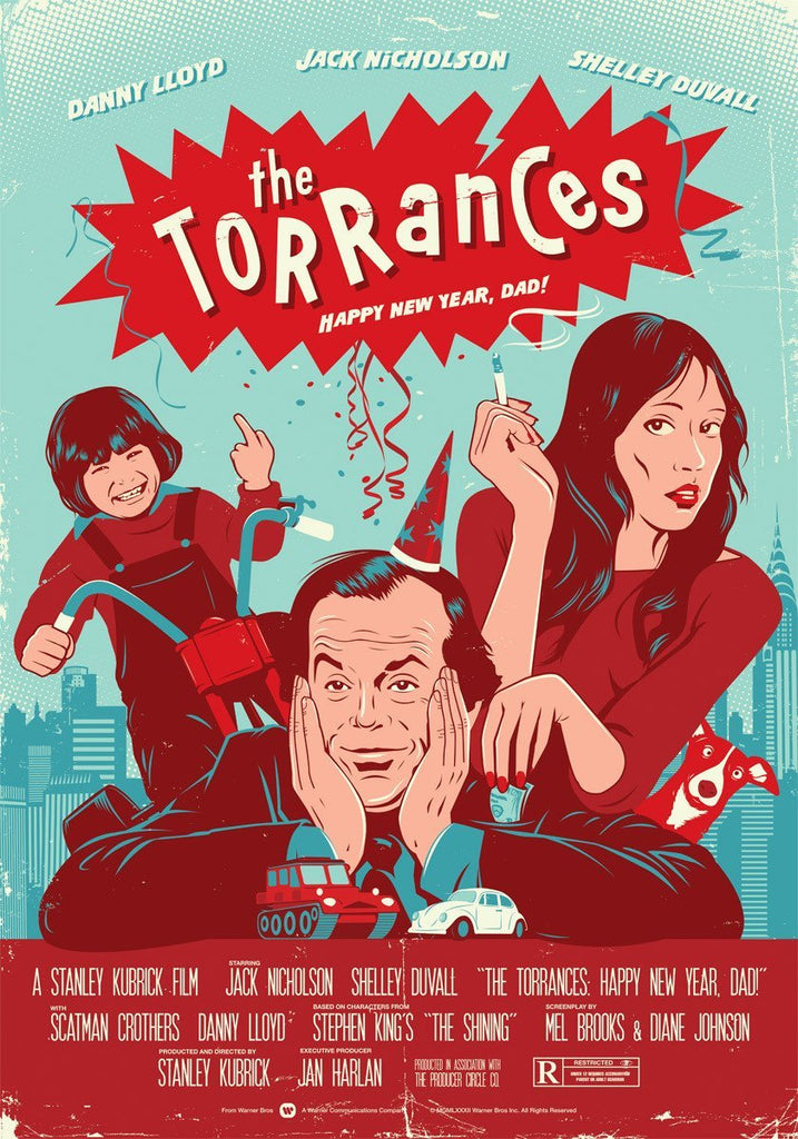 The Torrances by Andras Baranyai