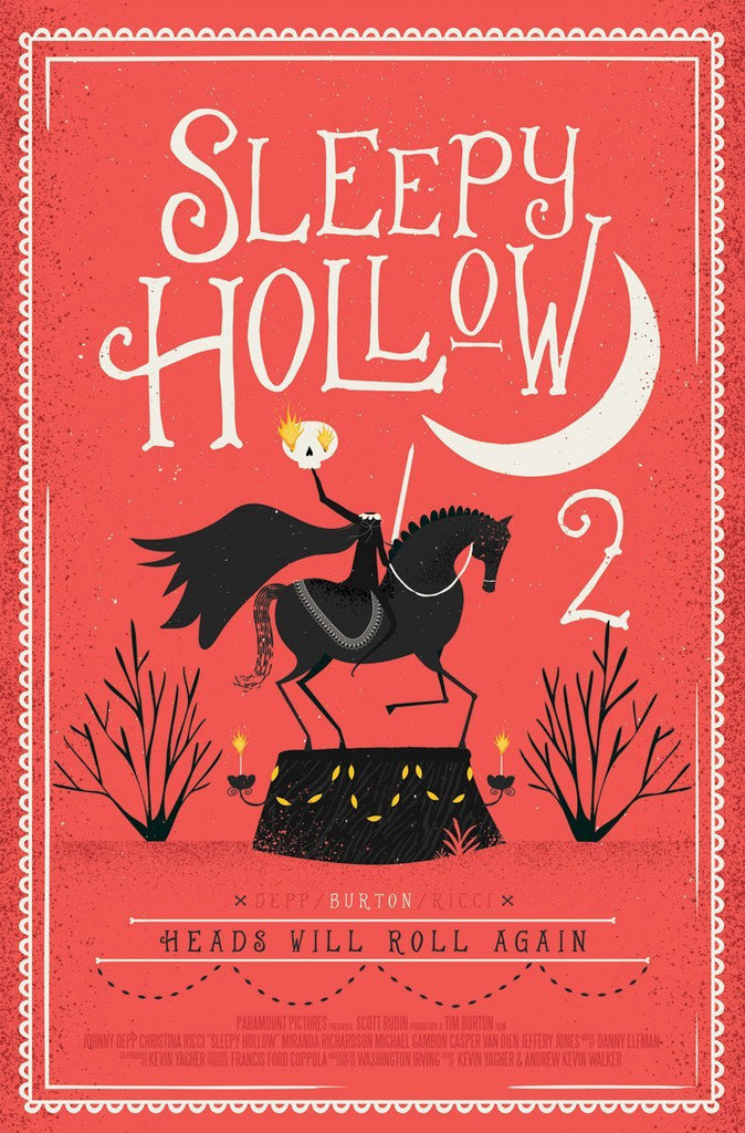 Sleepy Hollow 2 by Andrew Bannecker