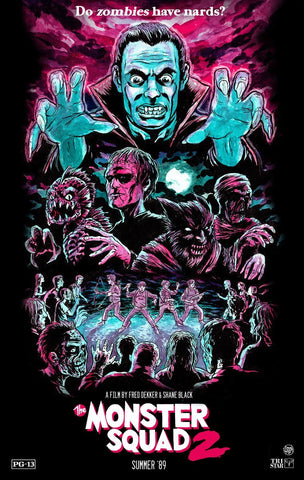 Monster Squad 2 by Austin James