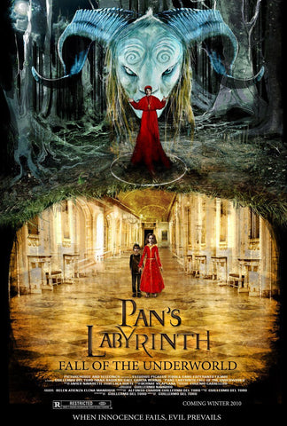 Pan's Labyrinth: Fall of the Underworld by Odessa Sawyer