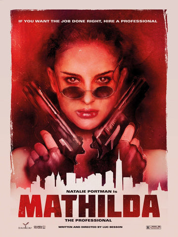 Mathilda: The Professional by Rich Davies