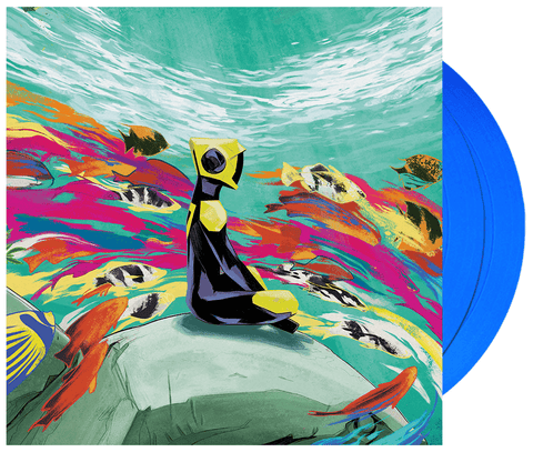 Abzu Vinyl Soundtrack - 2xLP