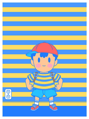 Ness @ Home by Drew Wise