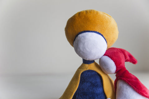 Mother & Child Plush Set (Monument Valley 2)