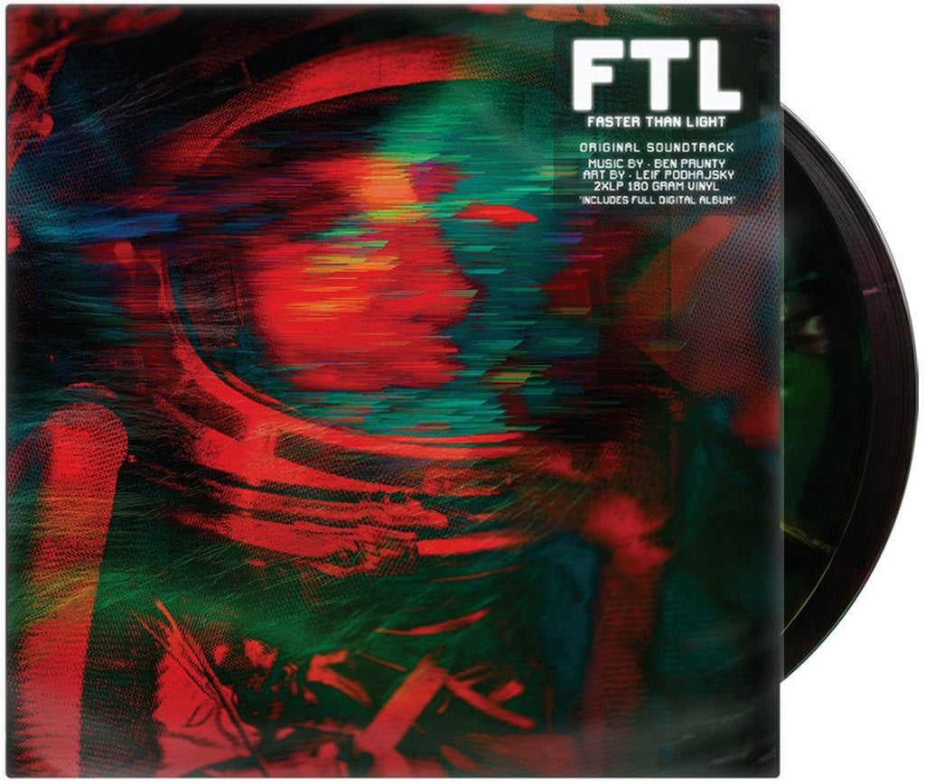 FTL: Faster Than Light Vinyl Soundtrack 2xLP