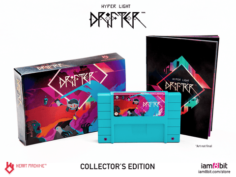 Hyper Light Drifter Collector‰۪s Edition