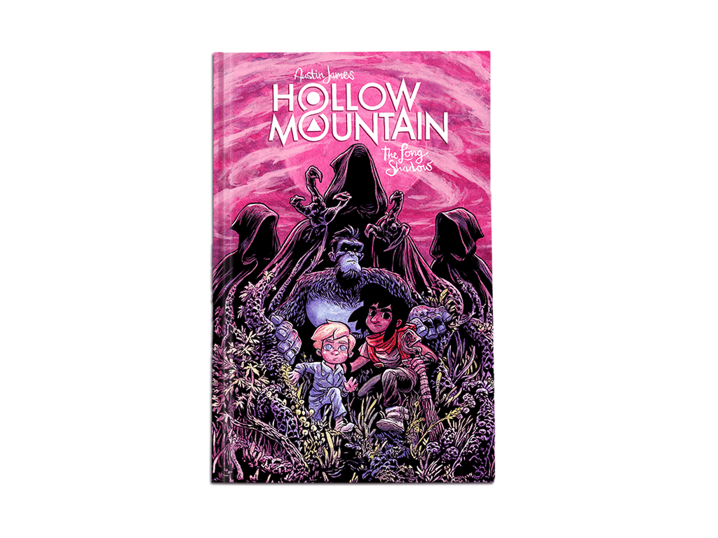 Hollow Mountain The Long Shadow by Austin James (Book)