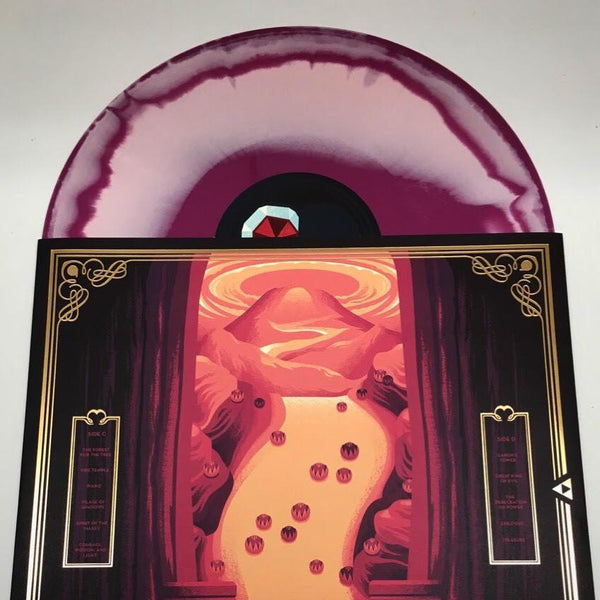 Hero Of Time 2xlp Music From The Legend Of Zelda Ocarina