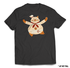 Gourmew Chef Shirt (Monster Hunter)