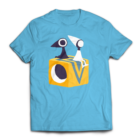 Trio Shirt (Monument Valley)