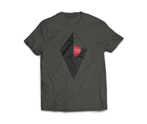 Atlas Shirt - Charcoal (No Man's Sky)