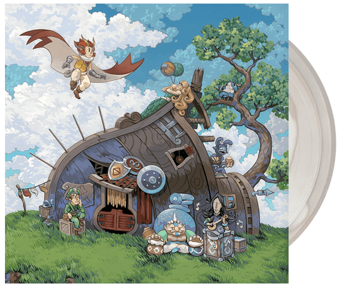 Owlboy Vinyl Soundtrack 2xLP