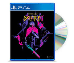 Hyper Light Drifter - PS4 Physical Game