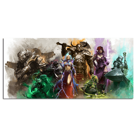 Profession Poster (Guild Wars 2)