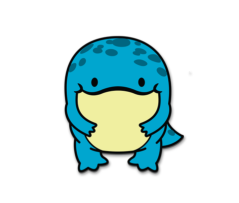 Quaggan Pin (Guild Wars 2)