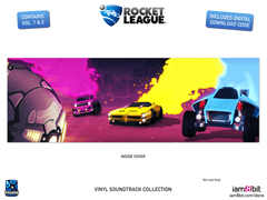 Rocket League Vinyl Soundtrack 3xLP