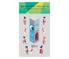 Premium Sticker Pack (Monument Valley 2)