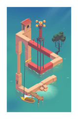 LYCEUM Gicl̩e Print (Monument Valley 2)