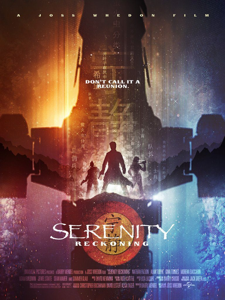 Serenity: Reckoning by Jango Snow