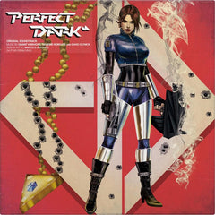 Perfect Dark Vinyl Soundtrack 2xLP