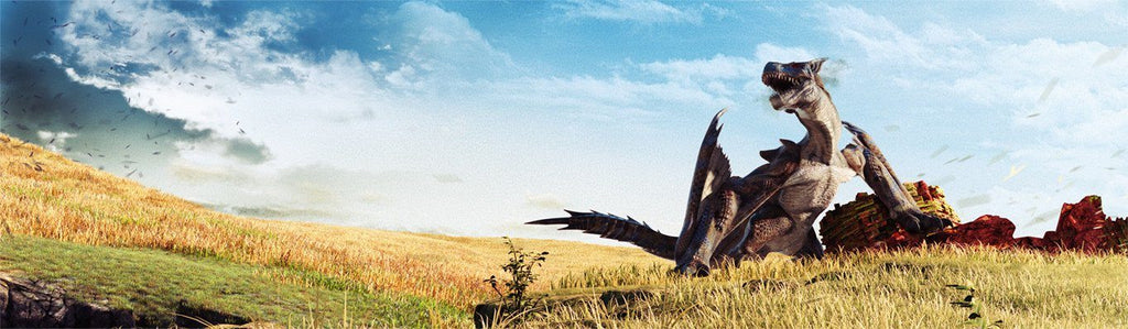 Monster Hunter Tigrex Poster