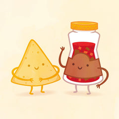 Chip and Salsa by Philip Tseng