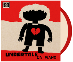Undertale on Piano (Series 88) 2xLP