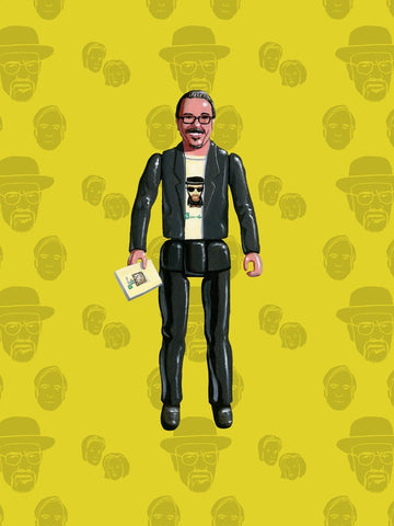 Vince Gilligan by Jason Brockert