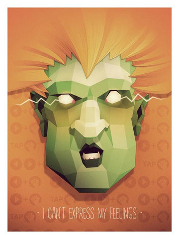 Blanka by Steve Courtney