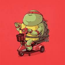The Famous Chunkies: Raphael by Alex Solis