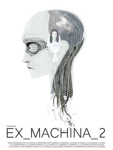 Ex Machina 2 by Sylvia Liu
