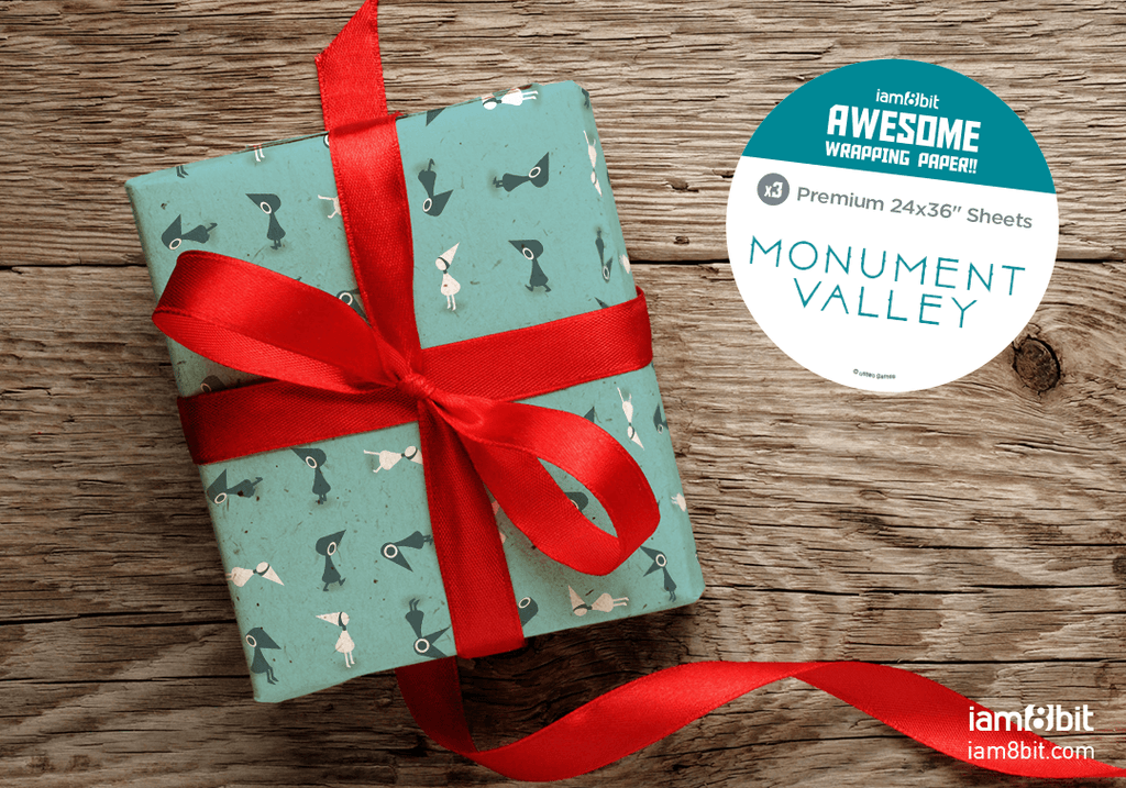 Monument Valley Wrapping Paper