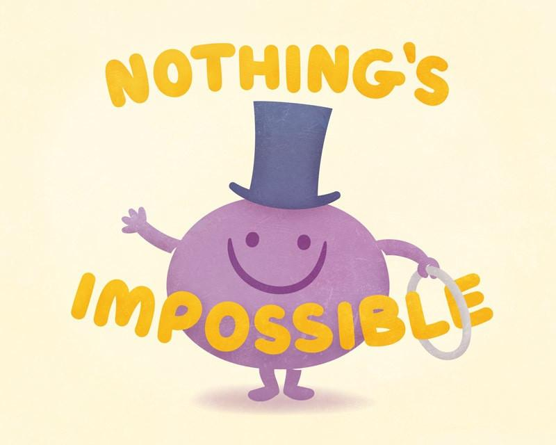 Nothing's Impossible by Philip Tseng