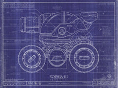 Sophia III Blueprint by Chris Sanchez