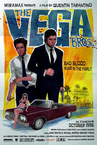 The Vega Brothers by Lehr Beidelschies