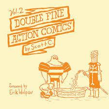 Double Fine Action Comics Vol. 2 (hardcover) by Scott C.