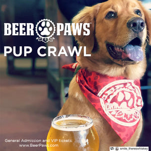 Beer Paws to Host Dog-Friendly Pup Crawl in Kansas City