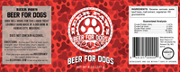 Original Beer Paws Craft Beer for Dogs