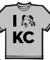I Dog Kansas City Shirts