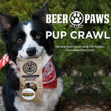 Downtown Lincoln Beer Paws Pup Crawl - Thursday, May 9, 2019