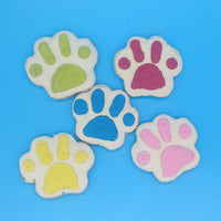 """Beer Paws"" Iced Cookies for Dogs"