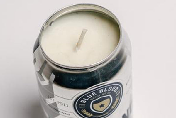 Craft Beer Soy Wax CANdles