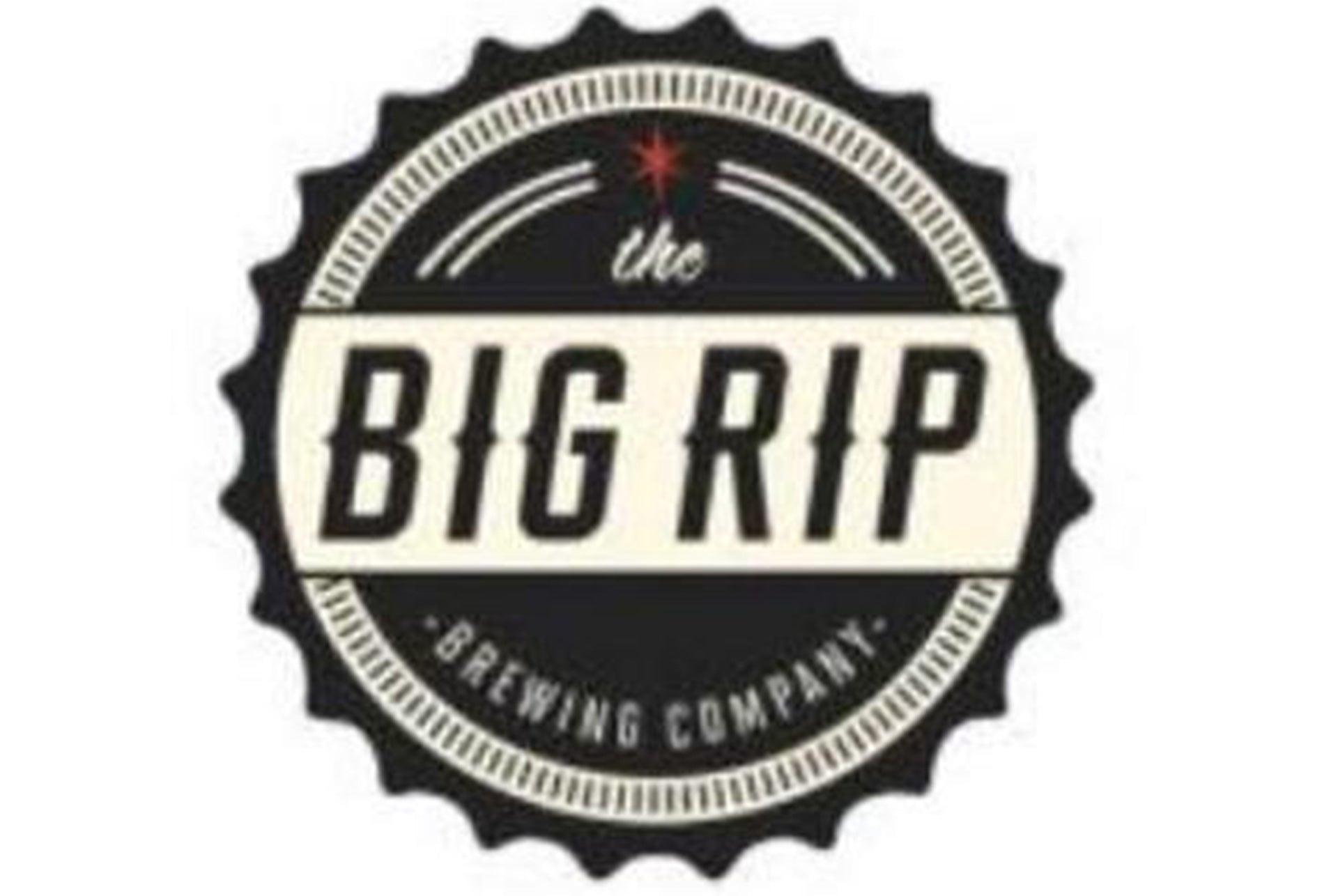 Big Rip Brewing Company Beer Paws Beer Biscuits for Dogs