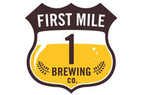 First Mile Brewing Company Beer Paws Beer Biscuits for Dogs