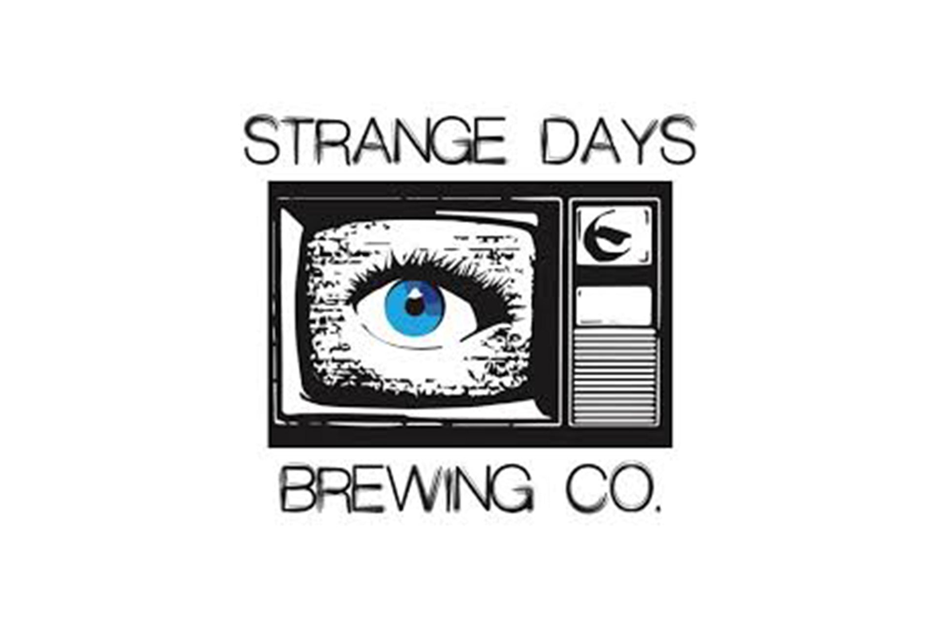 Strange Days Brewing Co. Beer Paws Beer Biscuits for Dogs
