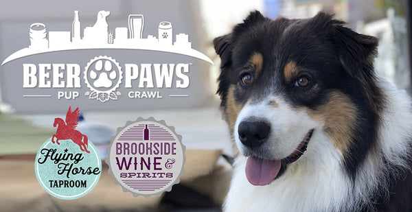 East Brookside Patio Pawty - Sunday, July 21, 2019